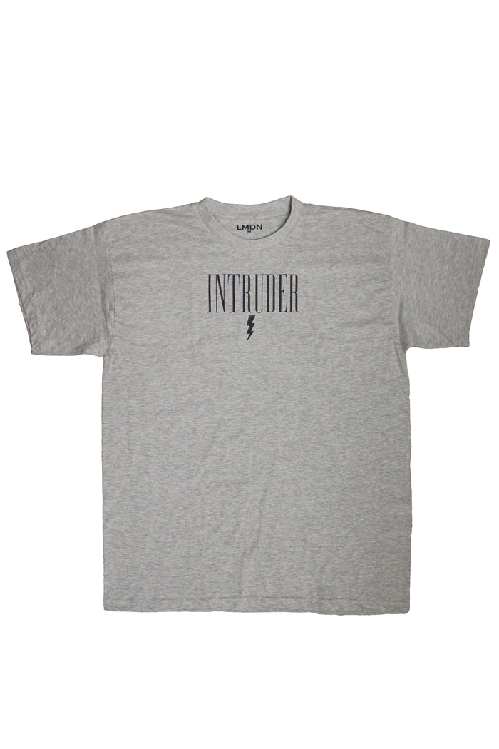 Intruder T-Shirt - Heather Grey
