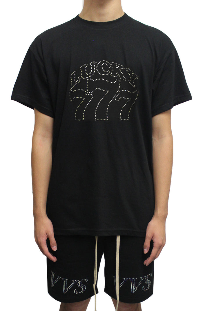 VVS Lucky T-Shirt - Black