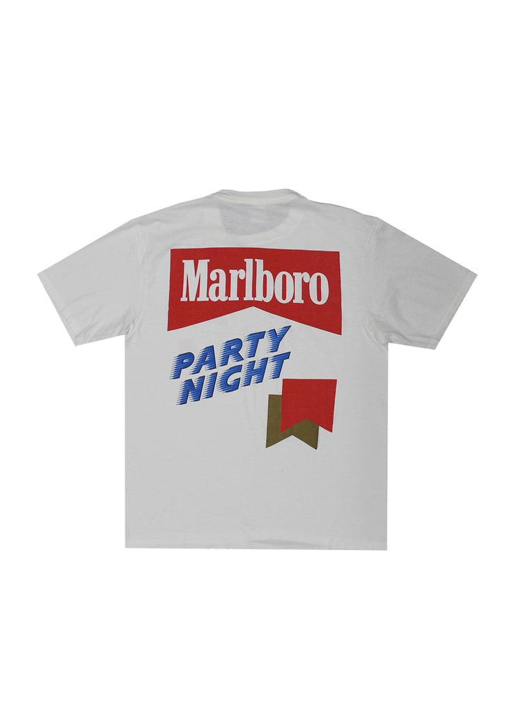 Vintage T-Shirt - Malboro Party Night 1990'S