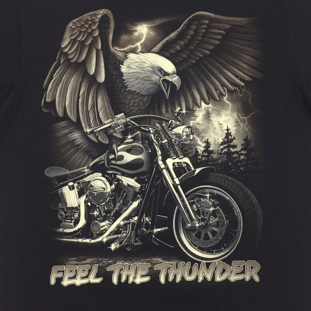 Vintage T-Shirt - Feel the Thunder