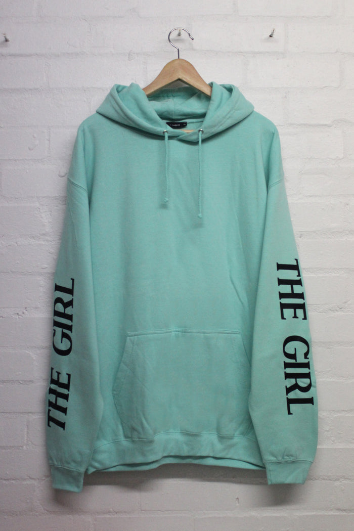 .Handsome Hoodie - Tiffany