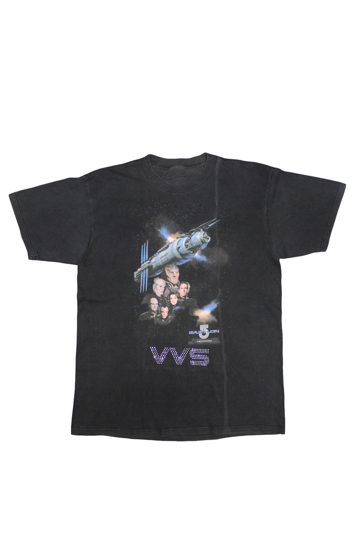 Vintage VVS T-Shirt - Babylon 5 First Season 1994