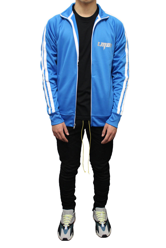 3M Bolt Track Jacket - Powder Blue