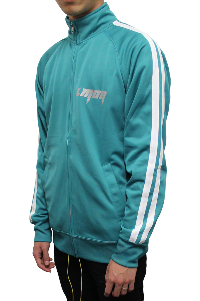 3M Bolt Track Jacket - Teal