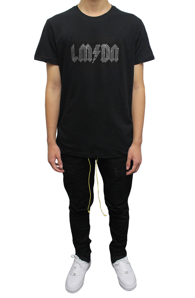 VVS Bolt T-Shirt - Black