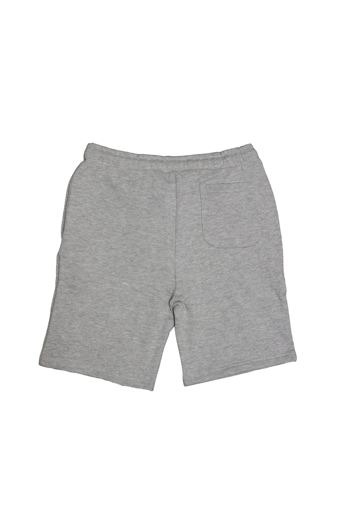 Drawstring Shorts - Grey/Gold