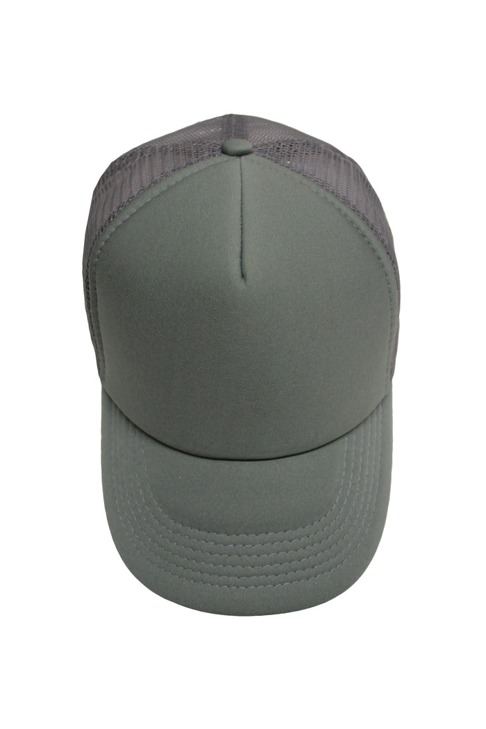 Neoprene Trucker Cap - Graphite