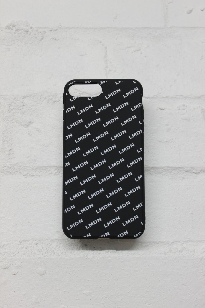 iPhone Case - Black Logo