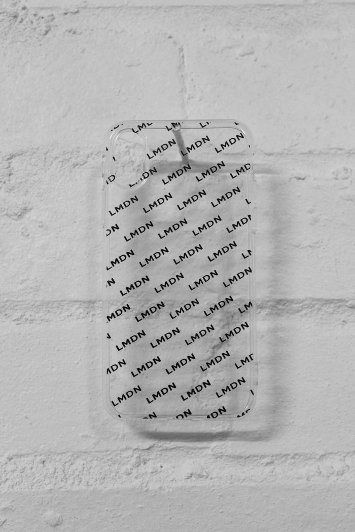 iPhone Case - Clear Logo