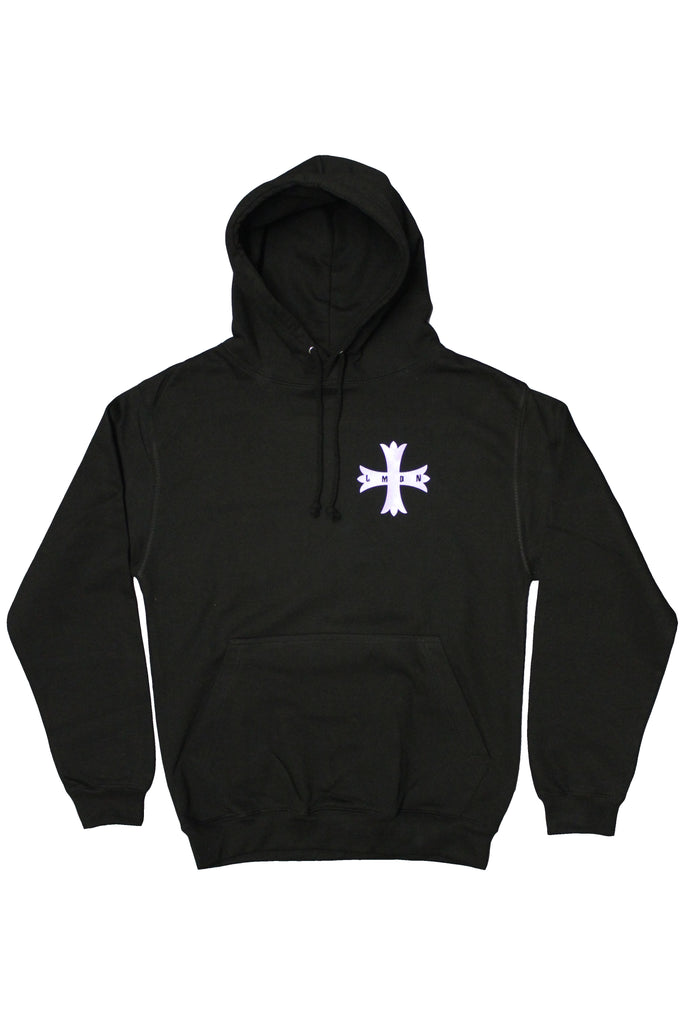 Motorcycle Club Hoodie - Black