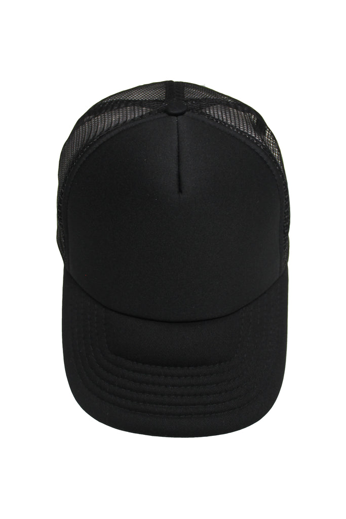 Previous. Neoprene Trucker Cap - Black. Black \u2013 LMDN