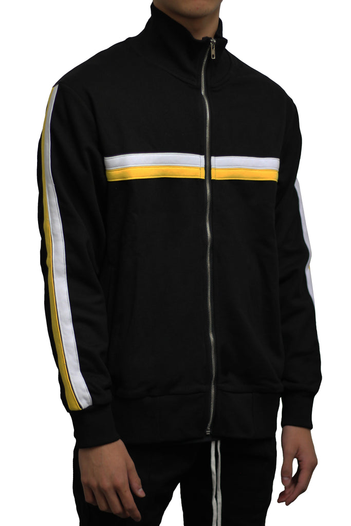 Track Jacket - Yellow