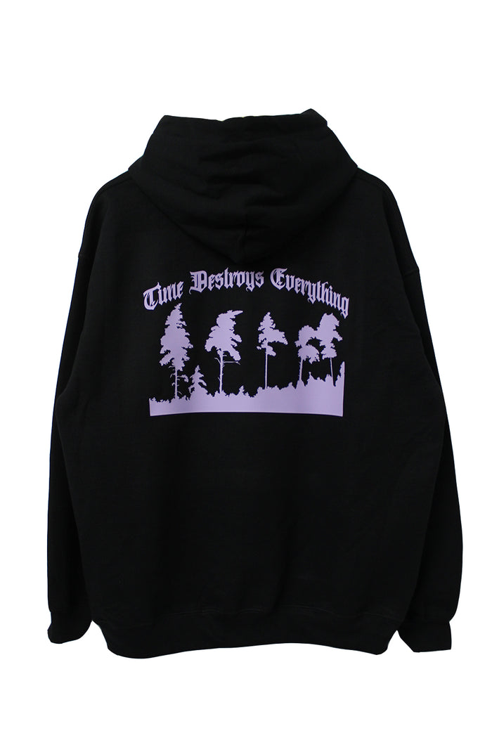 Destruction Hoodie - Black