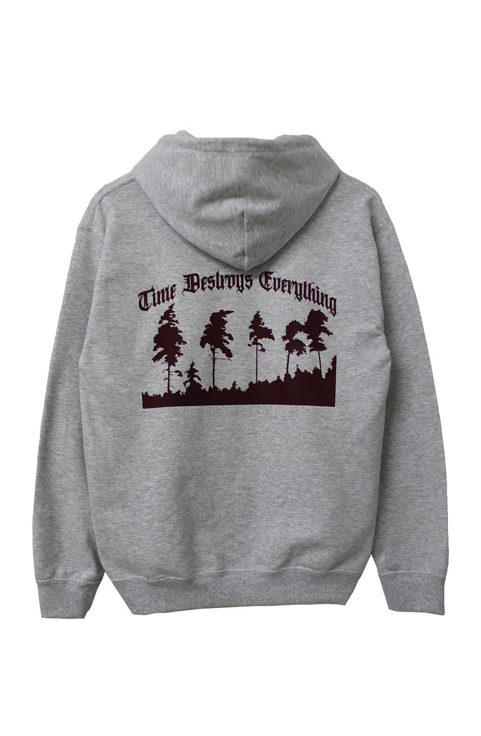 Destruction Hoodie - Heather Grey