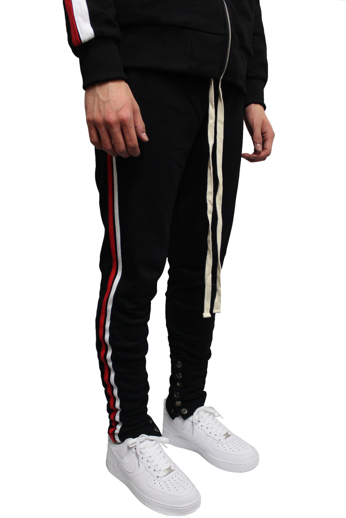 94206a32 Track Pants - Red – LMDN