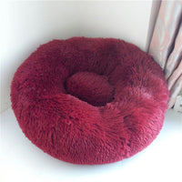 Plush Lounger Bed