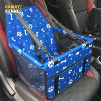 Dog Car Seat - Paws Car Carrrier