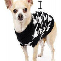 Knitted Dog Sweater - Super Cute Knitted Dog Sweaters