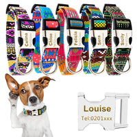 Personalized Collars ID Tag Chihuahua