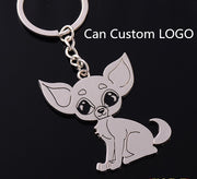 Chihuahuas Key Chain