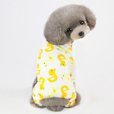 Small Pet Pajamas
