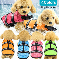 Small Dog Life Jacket