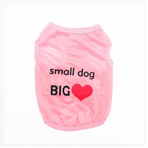 Fashionable Summer Pet Shirts