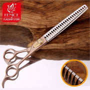 Professional  7.0 Inch Or 7.5 Inch High-end Pet Thinning Shears