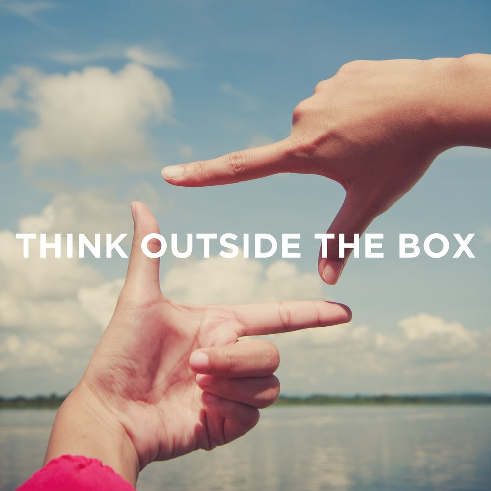 The LetterNote Manifesto #6 — Think Outside Box