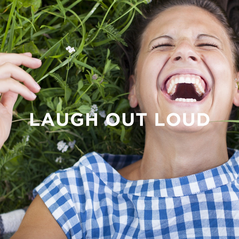 The LetterNote Manifesto #21 — Laugh Out Loud