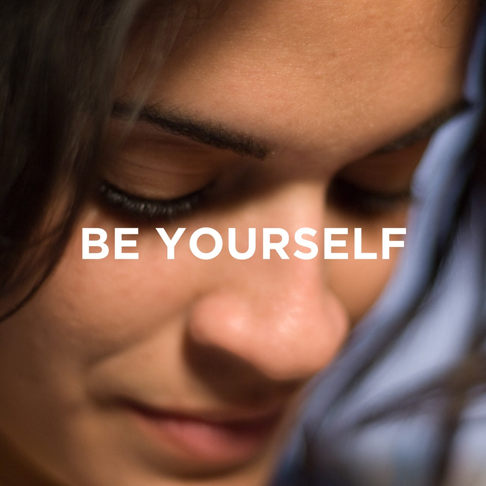The LetterNote Manifesto #10 — Be Yourself