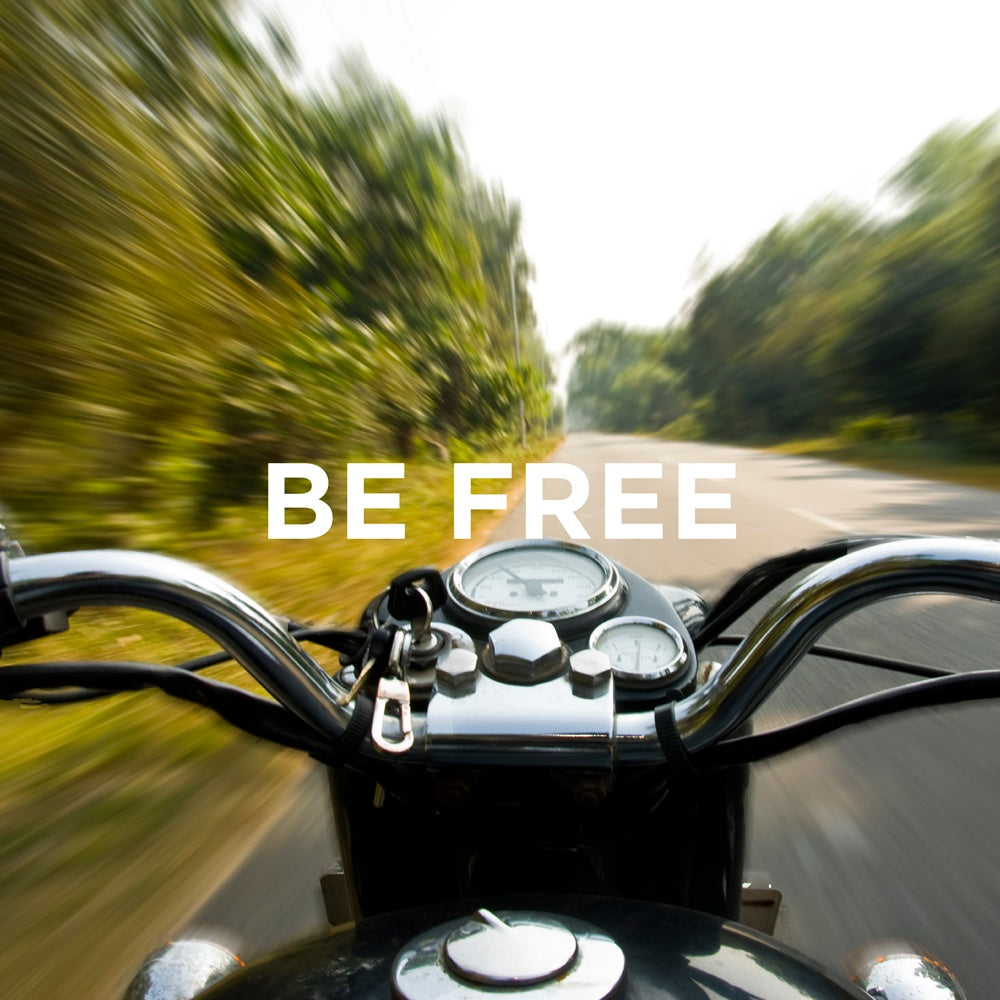 The LetterNote Manifesto #11 — Be Free
