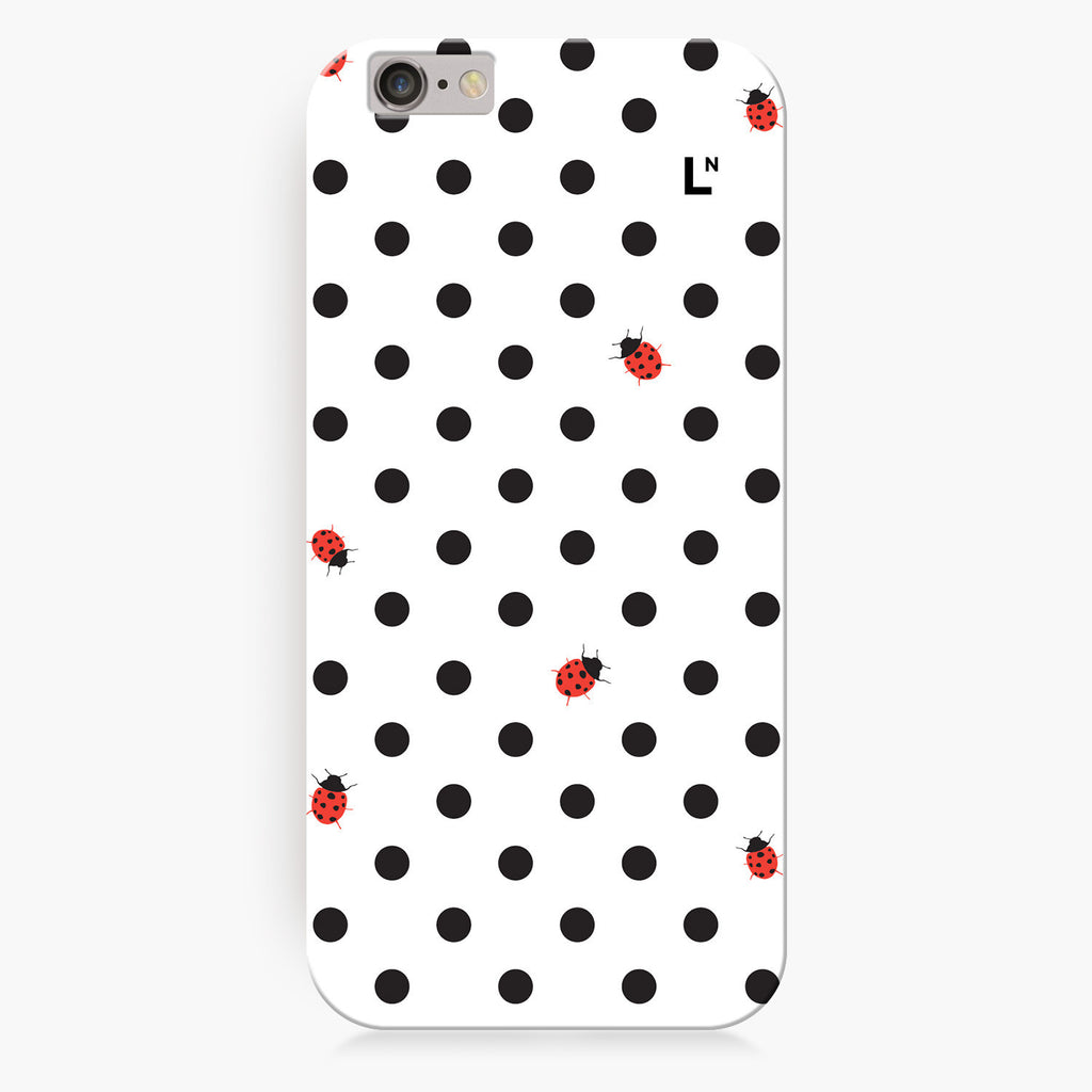 Ladybug iPhone 7/7 plus Cover
