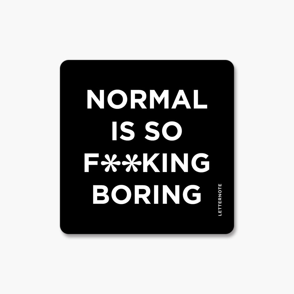 Normal - Fridge Magnet