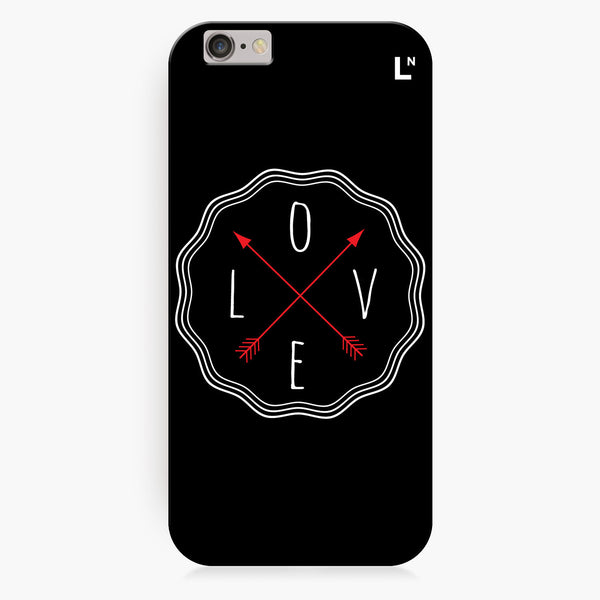 Love in All Directions iPhone 7/7 plus Cover