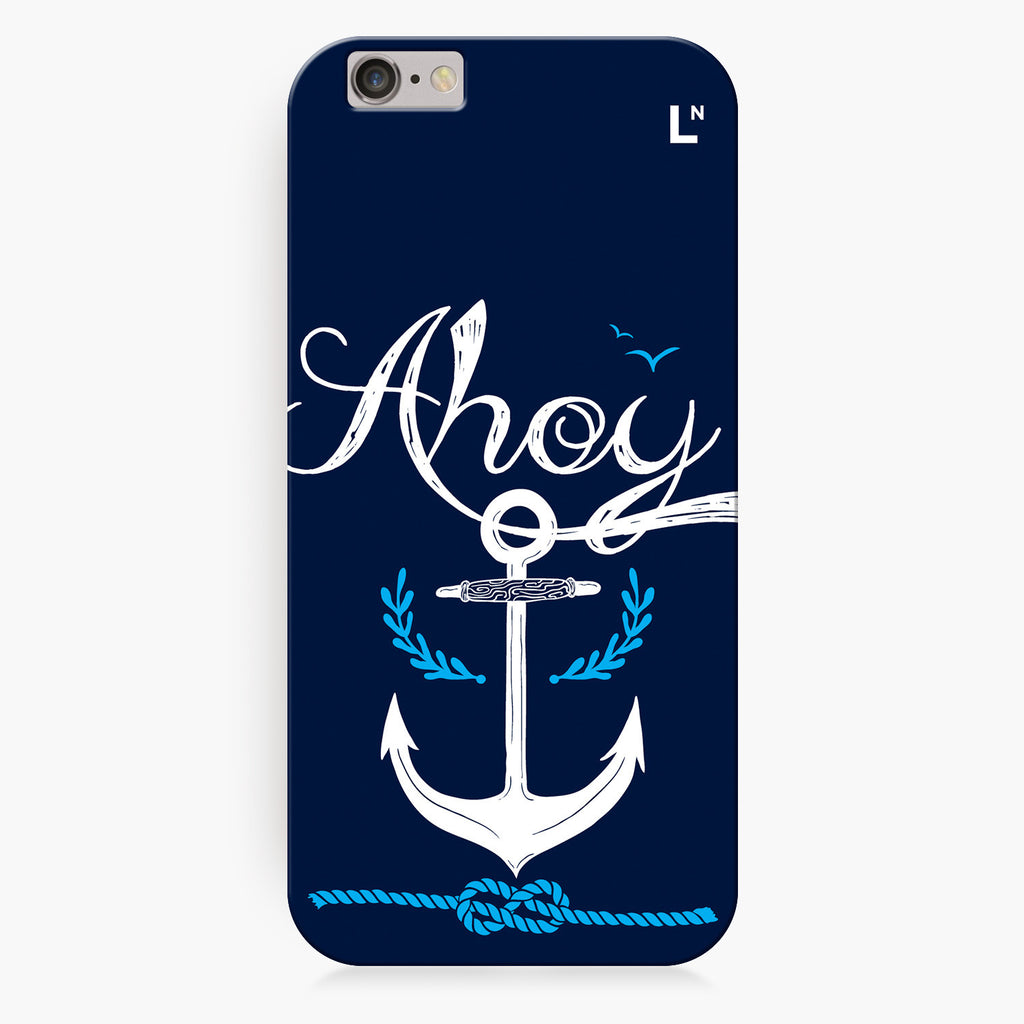 Ahoy iPhone 6/6S/6 plus/6s plus Cover