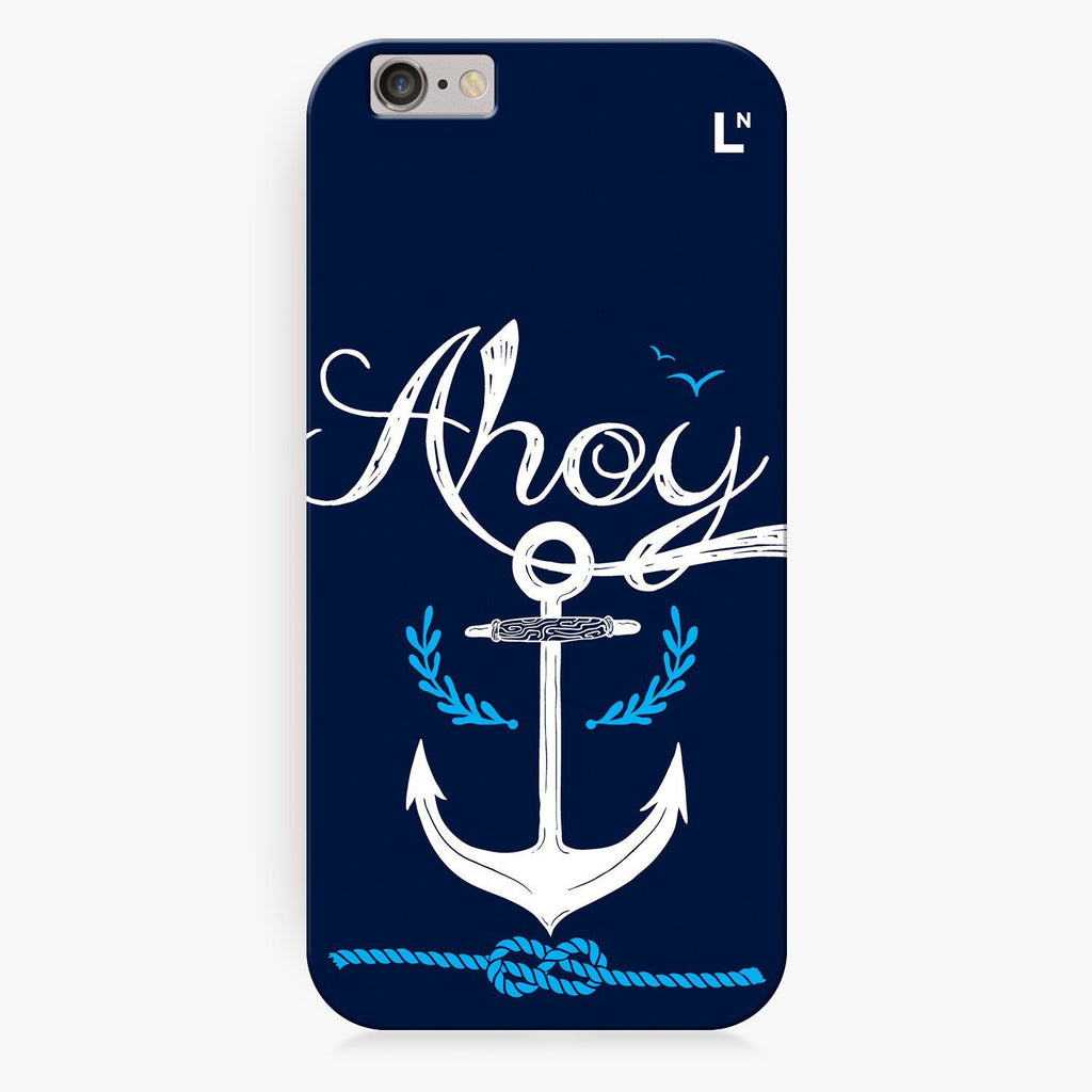 Ahoy iPhone 8/8 plus Cover