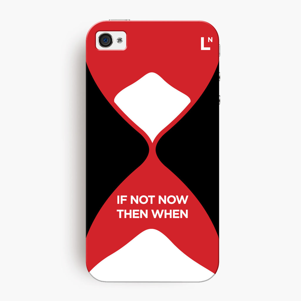 Time iPhone 4/4s Cover