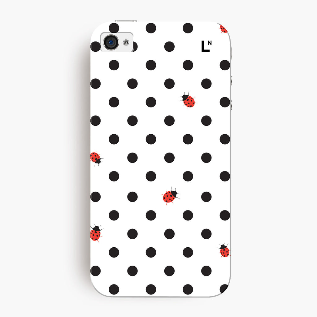Ladybug iPhone 4/4s Cover