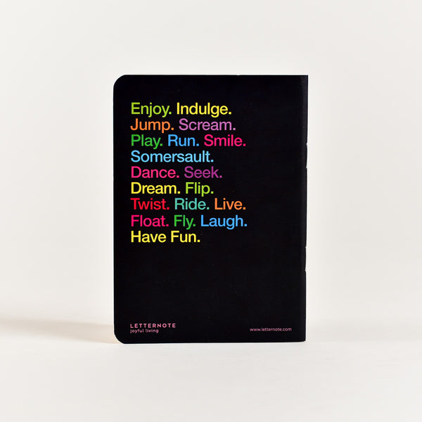 Joy Pocket Notebook - LetterNote - 2
