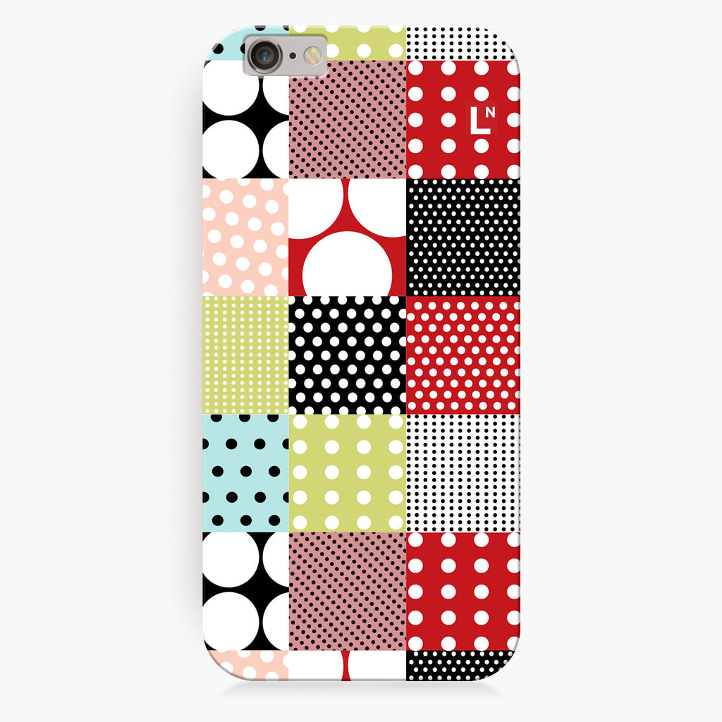 Polka Dots iPhone 6/6S/6 plus/6s plus Cover