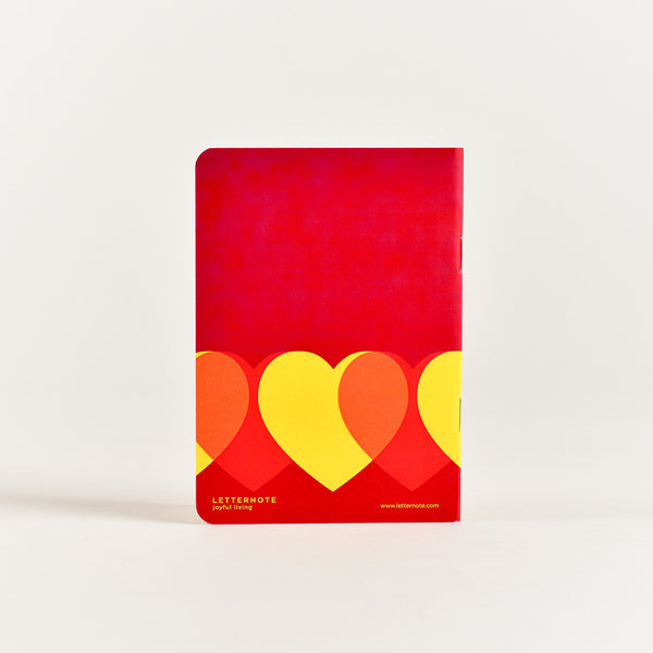 Live Love Laugh Pocket Notebook - LetterNote - 2