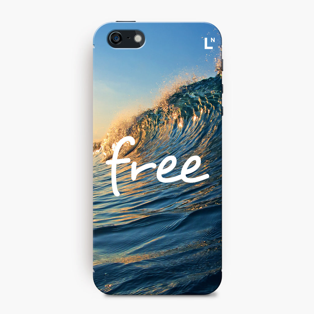 Free iPhone 5/5s/5c/SE Cover