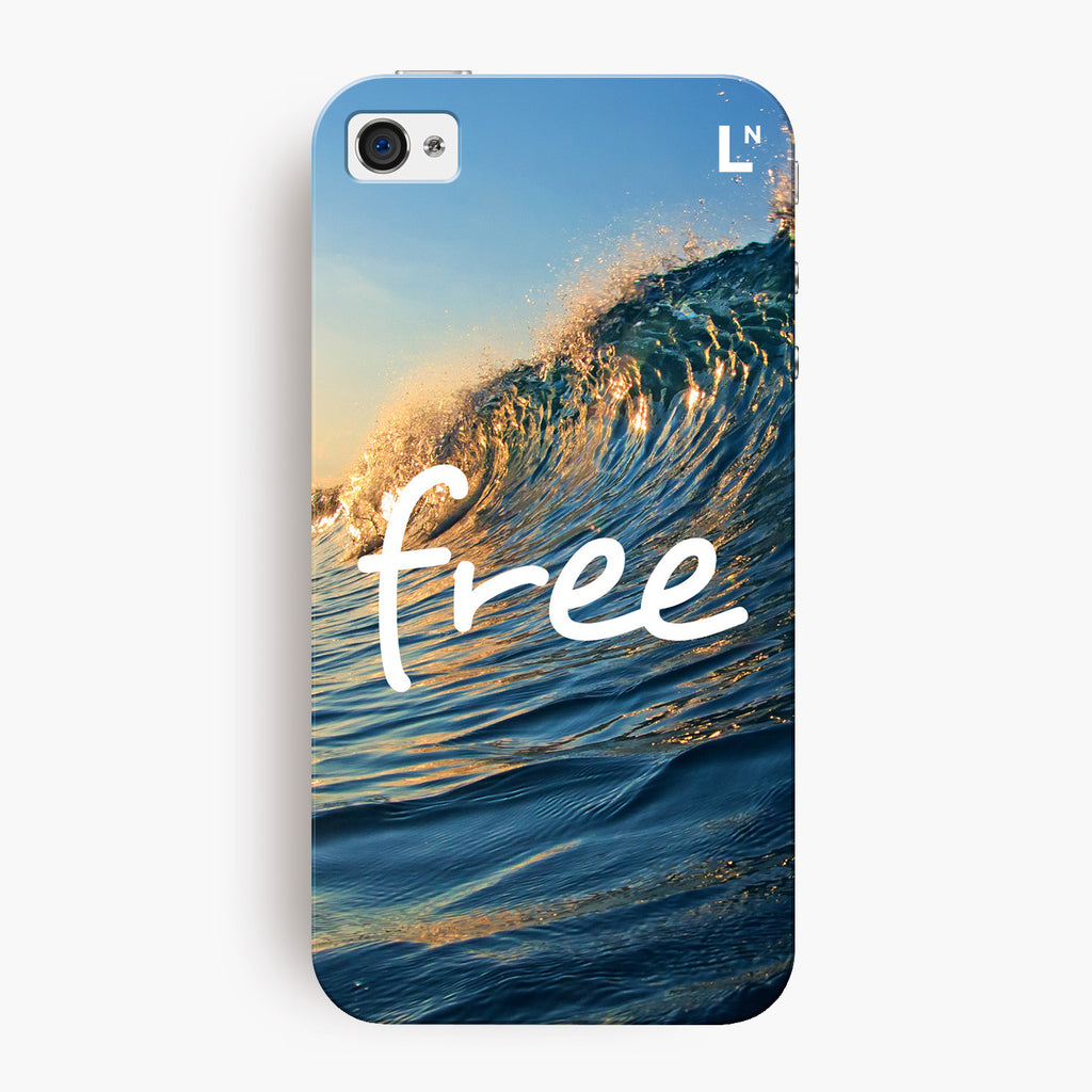 Free iPhone 4/4s Cover