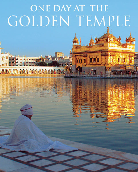 One Day At GOLDEN TEMPLE book