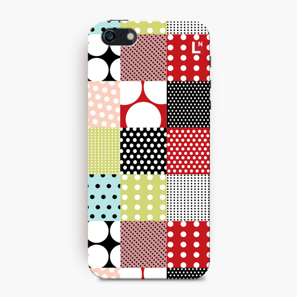 Polka Dots iPhone 5/5s/5c/SE Cover