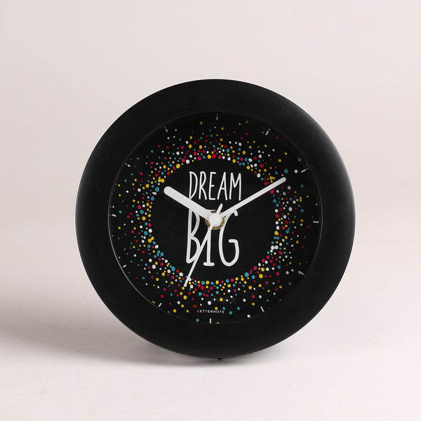 Dream Big - Small Clock