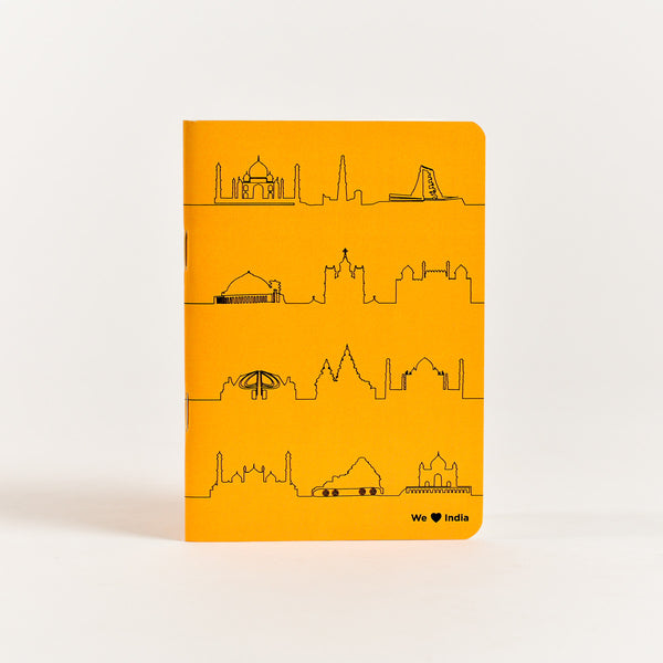 India Pocket Notebook