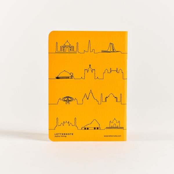 India Pocket Notebook - LetterNote - 2