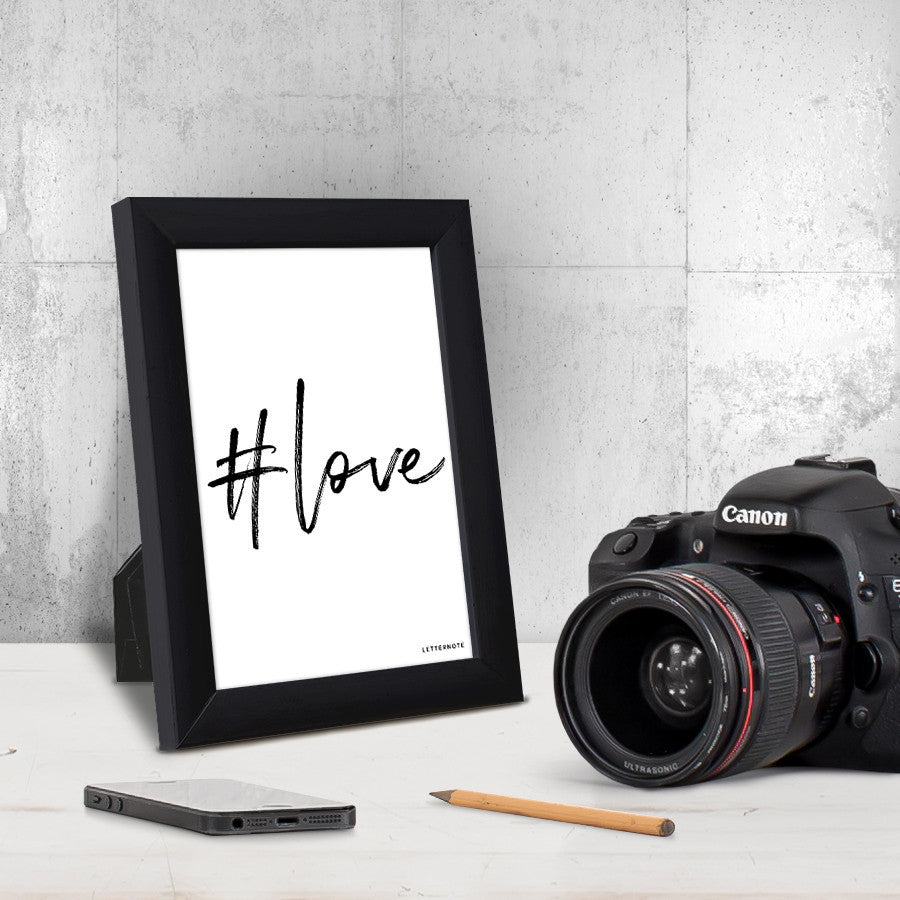 #Love Small Frame (5